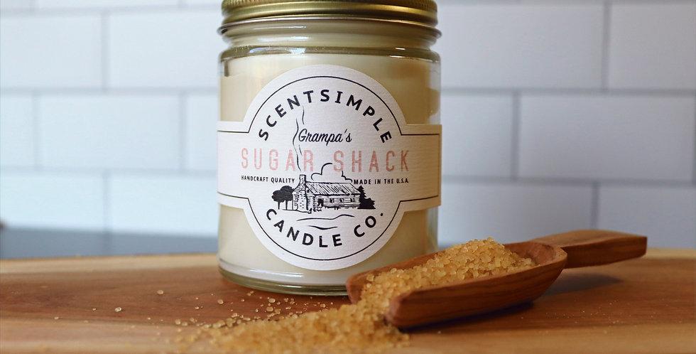 Grandpa's Sugar Shack Candle