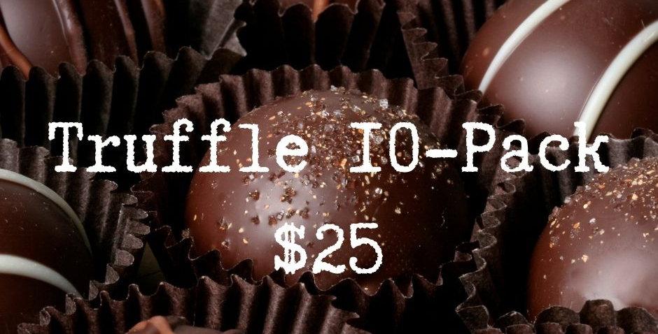 Truffle 10-Pack