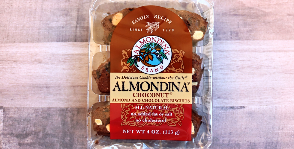 Almondina Choconut Almond & Chocolate Biscuits