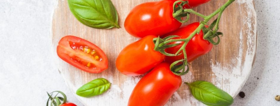 Thurs, May 20: Four Pasta Sauces with San Marzano Tomatoes In-Store Class