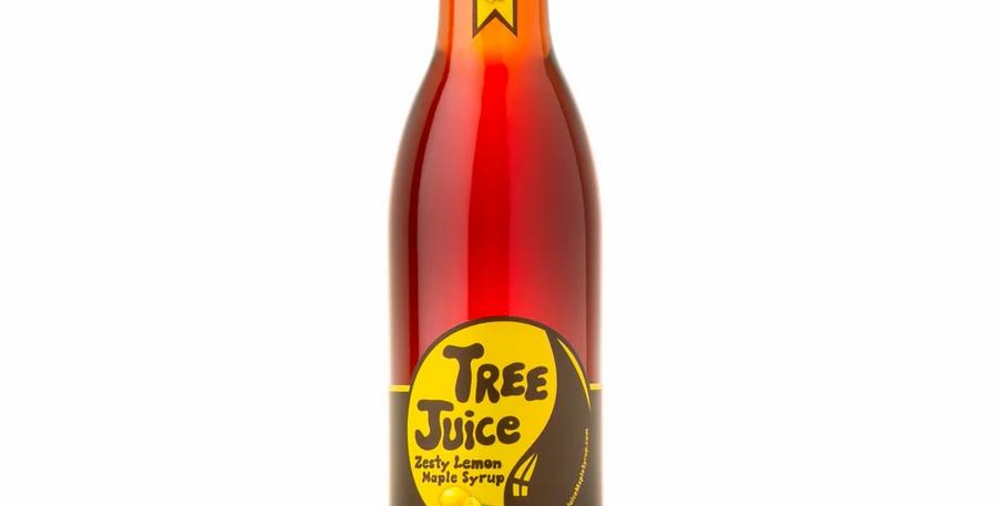 Lemon Maple Syrup