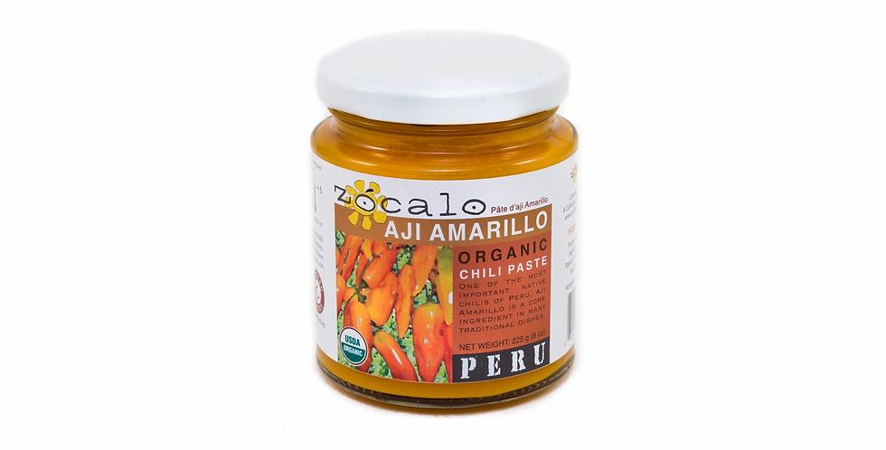 Zocalo Aji Amarillo Organic Chili Paste