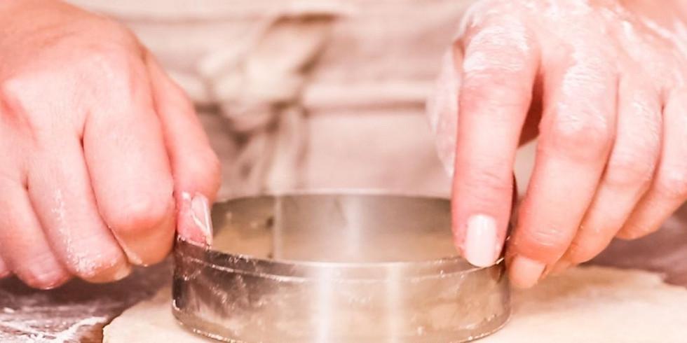 Kids In The Kitchen: Mini Apple Hand Pies