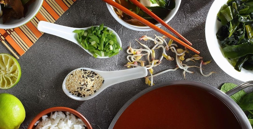 Tues, Oct 20: Cooking with Miso