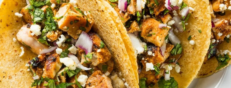 Tues, May 25: Taco Tuesday - Thai Street Food Tacos Online Class