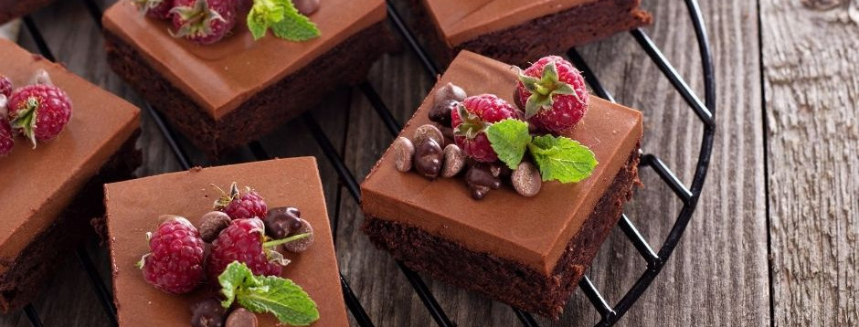 Sat, May 29: Kids In The Kitchen (11-14): Chocolate Mousse Brownies In-Store