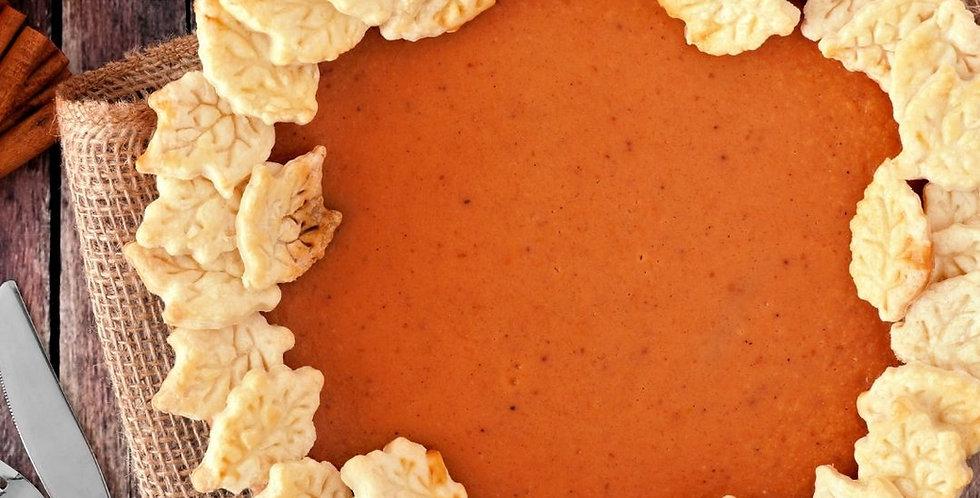 Sat, Nov 14th: The Ultimate Pumpkin Pie Workshop (In-Person Class)