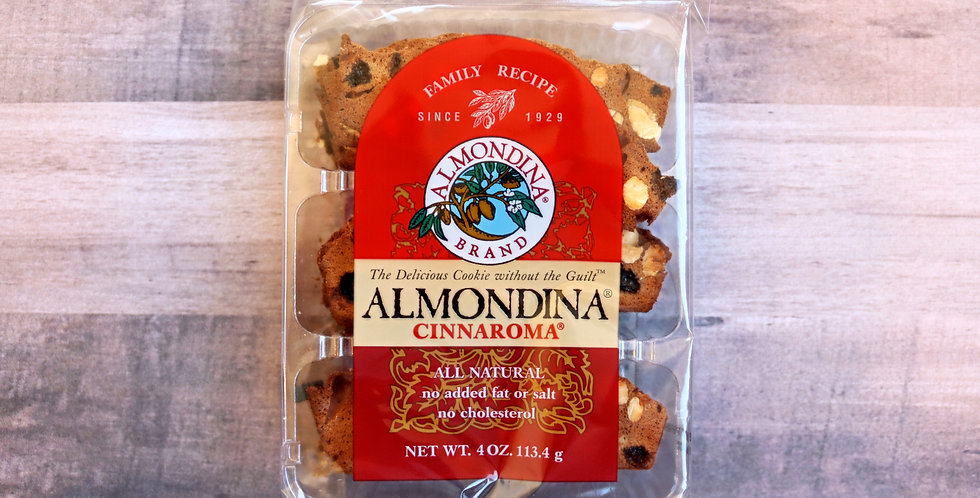 Almondina Cinnaroma Biscuits