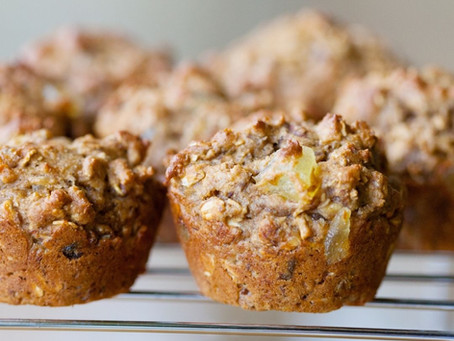 Sunshine Morning Muffins