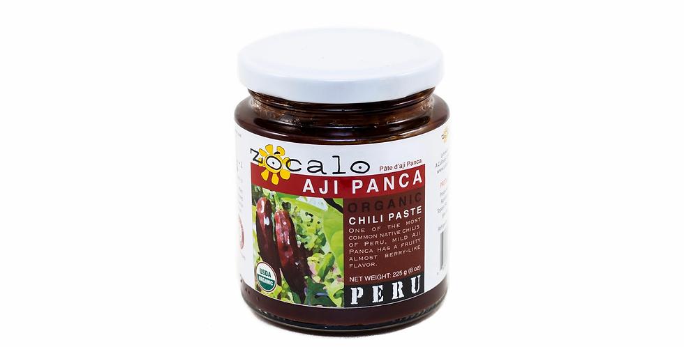 Zocalo Aji Panca Organic Chili Paste