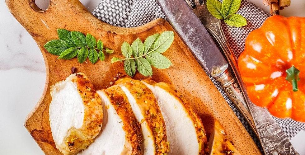 Thurs, Nov 19: Lighten Up Thanksgiving (In-Person Class)