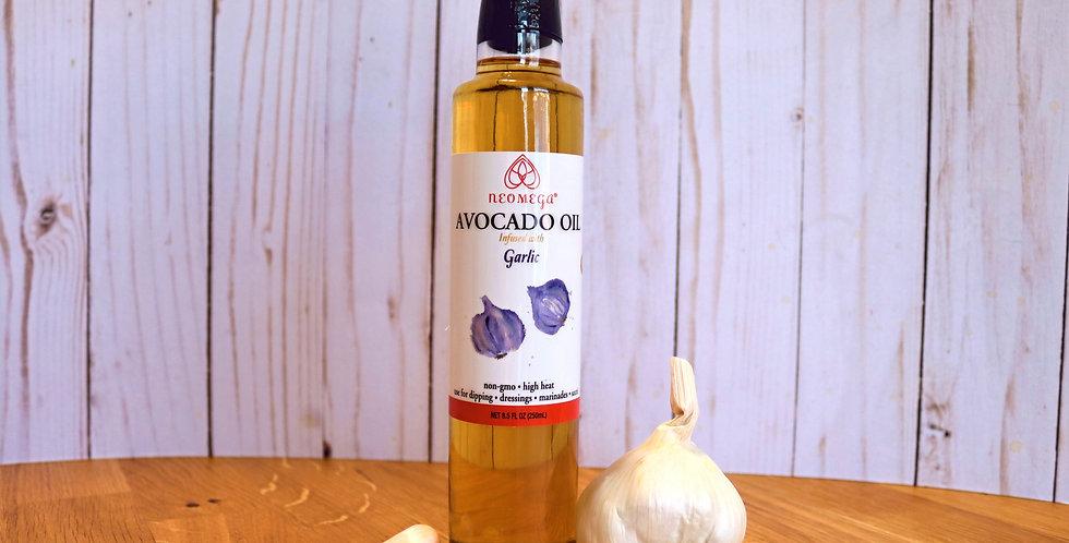 Garlic Infused Avocado Oil