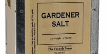Gardener Salt