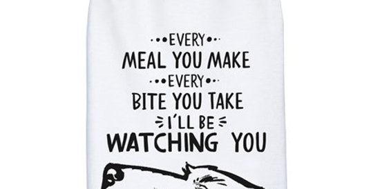 Every Meal You Make Kitchen Towel