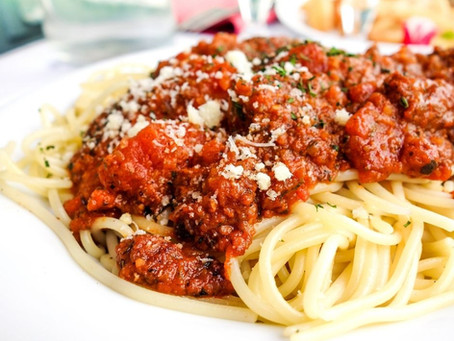 Red Wine & Italian Sausage Pasta Sauce (For Canning)