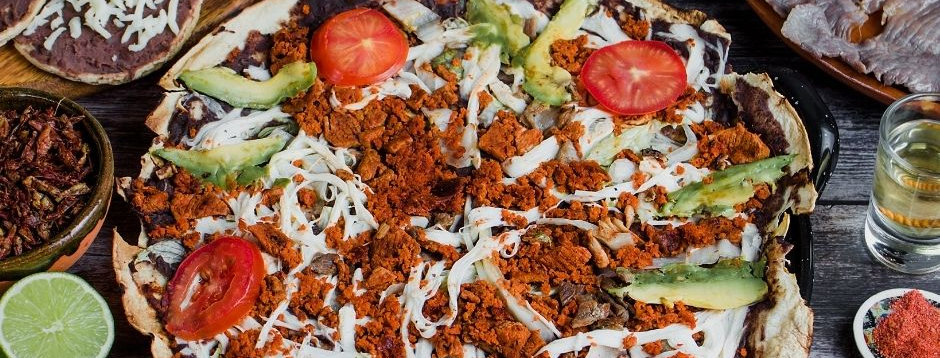 Weds, May 5: Oaxacan Cooking with Clark & Hopkins Online Class