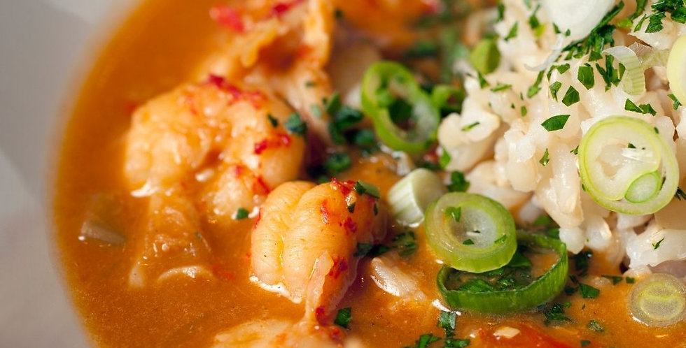 Tues, Feb 23: Cajun Restaurant Favorites (Online Class)