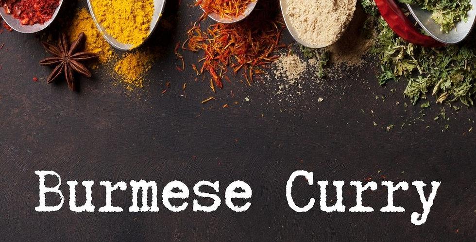 Burmese Curry Powder