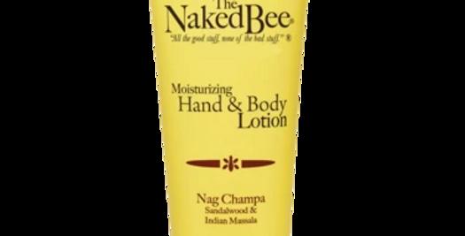 Nag Champa Body Lotion