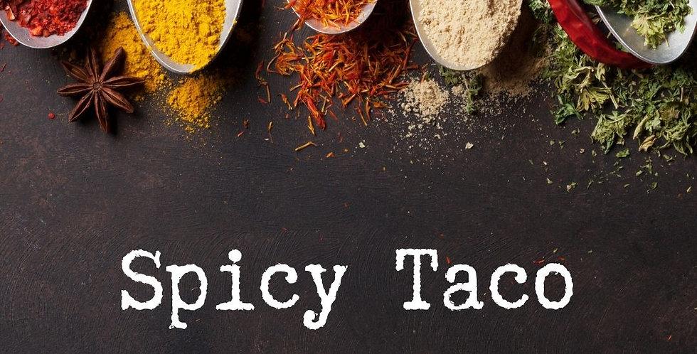 Spicy Taco Seasoning