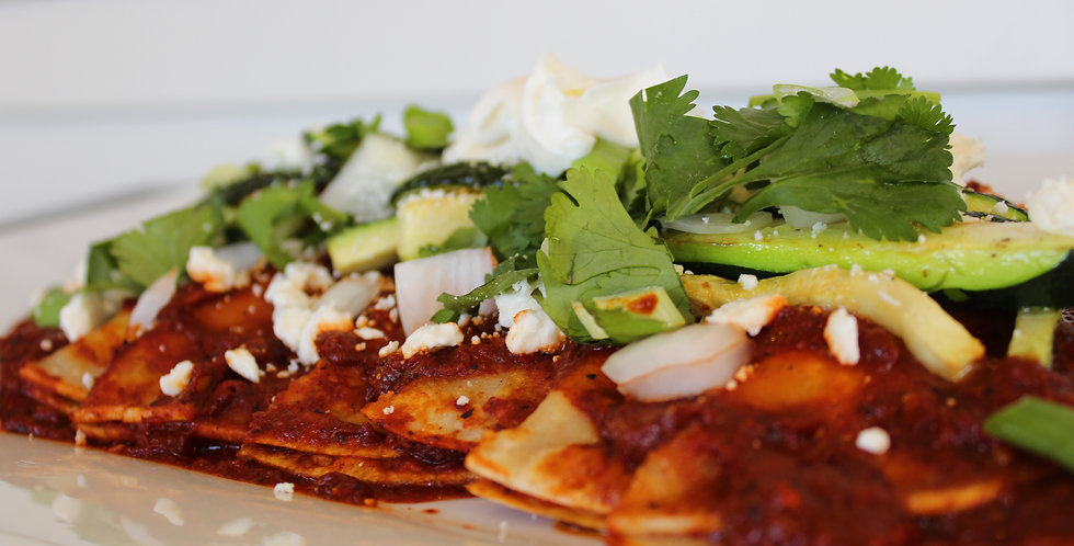 Fri, Oct 9: Street-Style Enchiladas