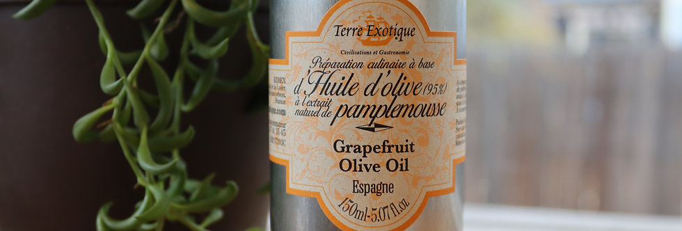 Grapefruit Olive Oil