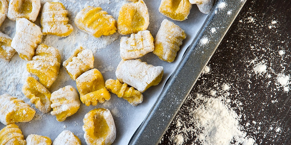 Crosson Family Gnocchi Cooking Class