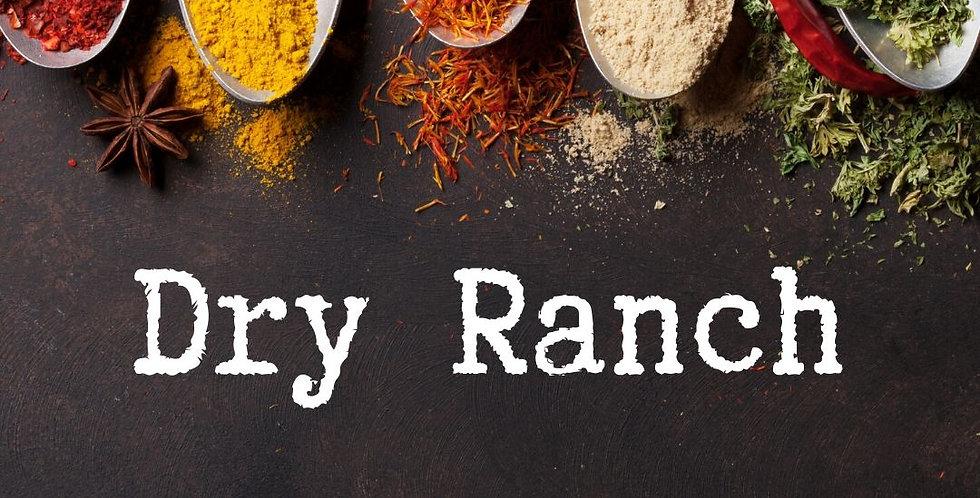 Dry Ranch Seasoning