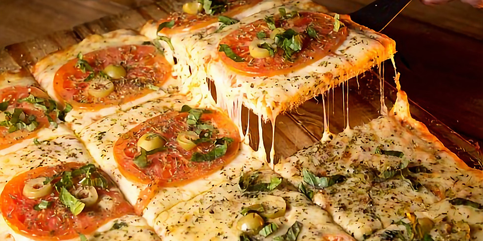 Another One Bites the Crust: Flatbreads with Dave