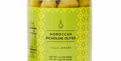 Villa Jerade Picholine Olives