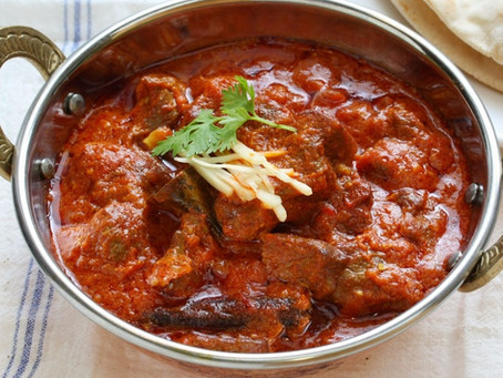 Pressure Cooker Cape Malay Curry