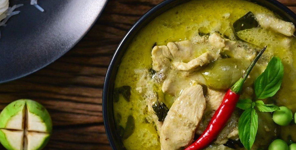 Weds, Feb 17: Thai Curry (Online Class)