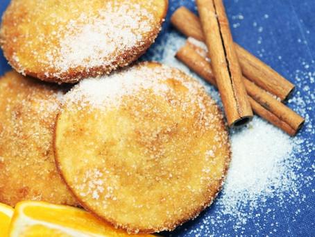 Cheater's Churro Cookies