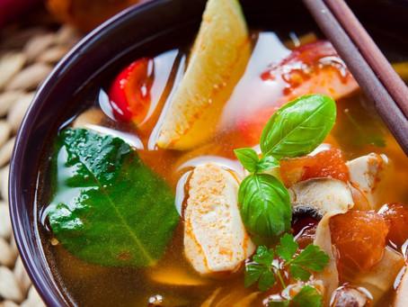 Buddhist Sour Soup