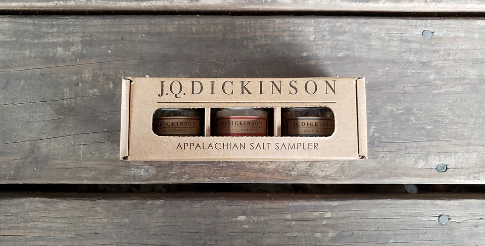 Appalachian Salt Sampler