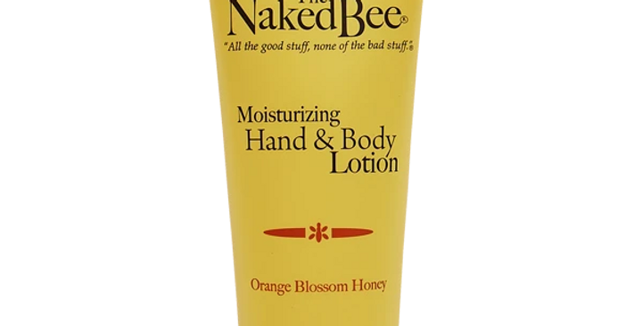 Orange Blossom Honey Body Lotion