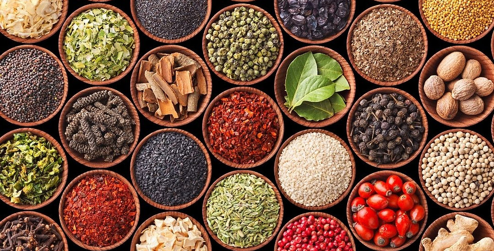 Sat, Jan 30: The Spice Is Right (In-Store Class)