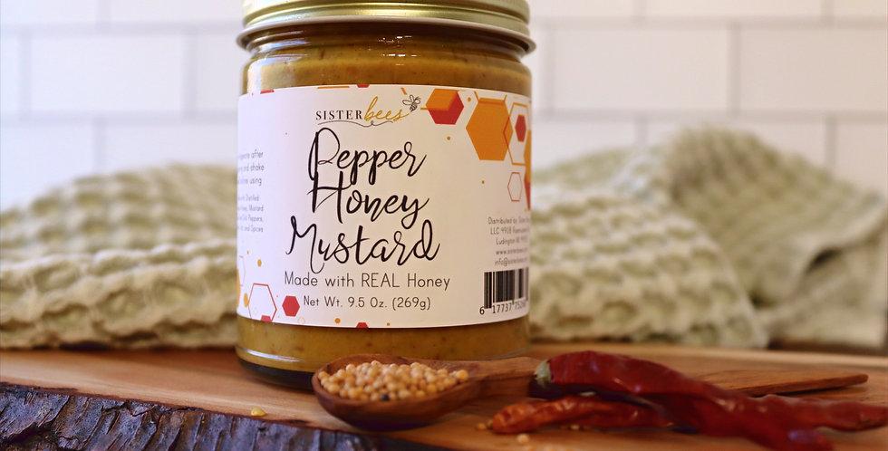 Pepper Honey Mustard