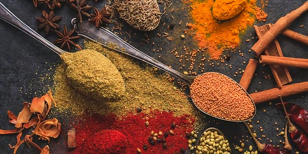The Art of Cooking: Spices and Spice Blending