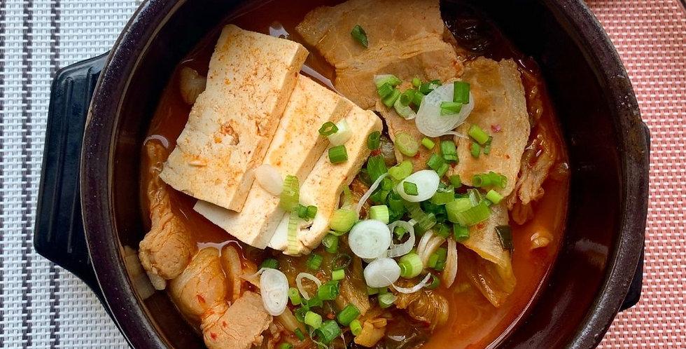 Tues, Jan 19: Korean Soups (Online Class)