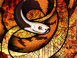 Serpent sage...