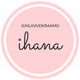 Juhlavuokraamo Ihana logo