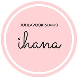 Tervetuloa Juhlavuokraamo Ihanaan!