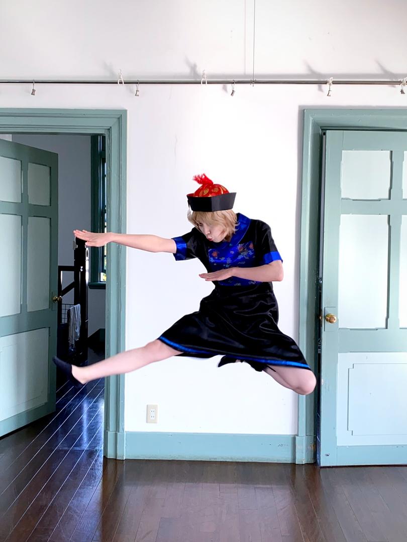 Jumpin' Kyonsi-