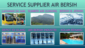 Supplier Air Bersih Air Gunung
