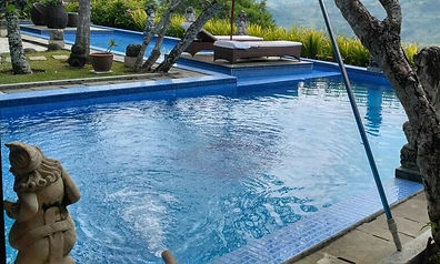 supplier air kolam bogor