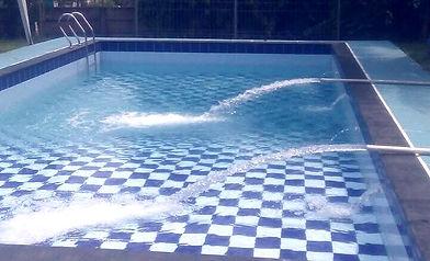 supplier air kolam pondok indah