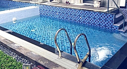 supplier air kolam tangerang
