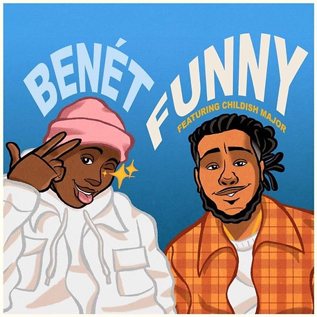 Funny ft. Childish Major - Benét