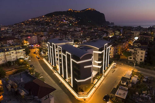 Luxury Apartments with all activities in Kleopatra, Alanya